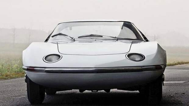 Взгляд в будущее из прошлого: Chevrolet Testudo 1963 года