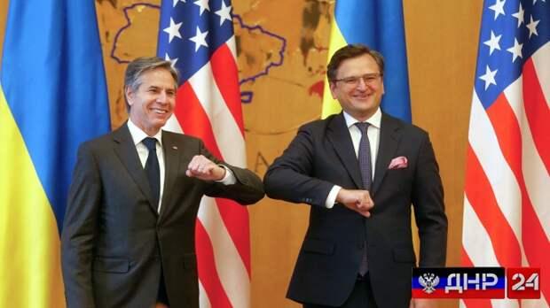 Кулеба обсудил с госсекретарем США изменение «нормандского формата»