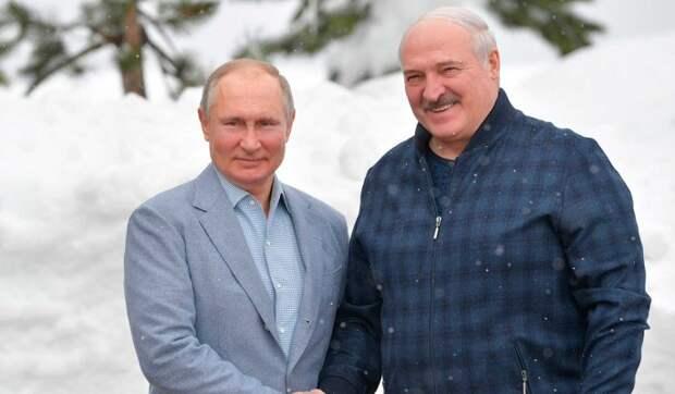 Эксперт Мельянцов о предстоящей встрече Путина и Лукашенко: Белоруссия намерена отплатить России за поддержку