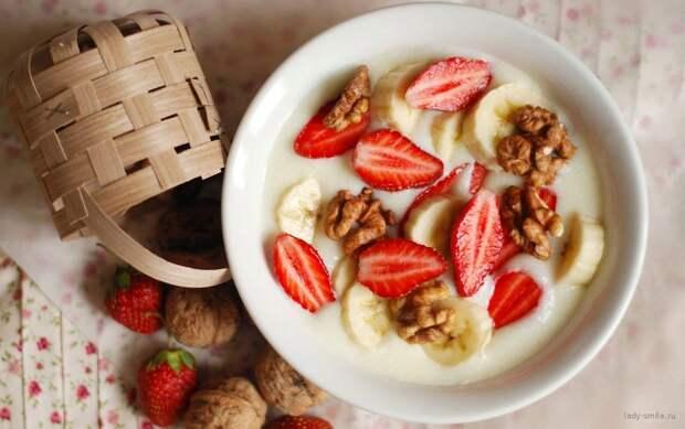 Завтраки, которые могут приготовить дети