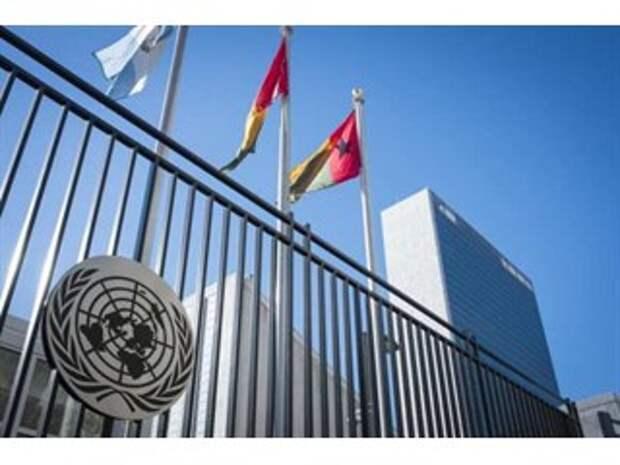 В ООН одобрили антироссийскую резолюцию Киева по Крыму