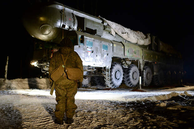 В России поставят на боевое дежурство три полка с ракетами до конца года