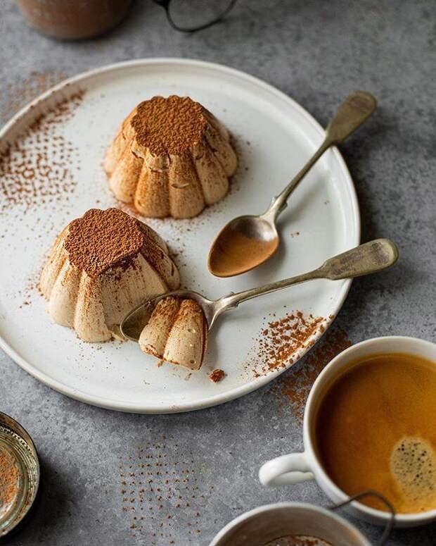 Вкусно и необычно! Готовим десерт из ряженки
