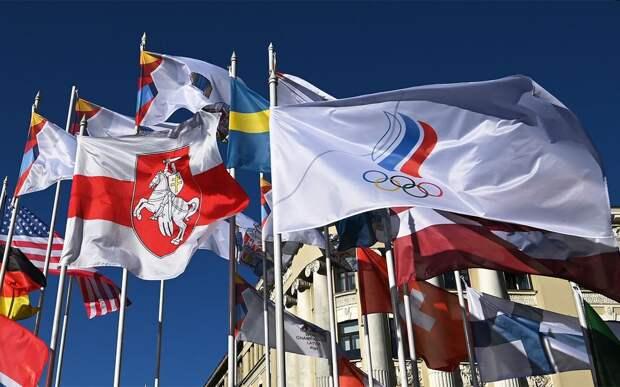 Глава федерации хоккея Латвии: «Несколько команд выразили желание снять флаги в знак солидарности с Белоруссией»