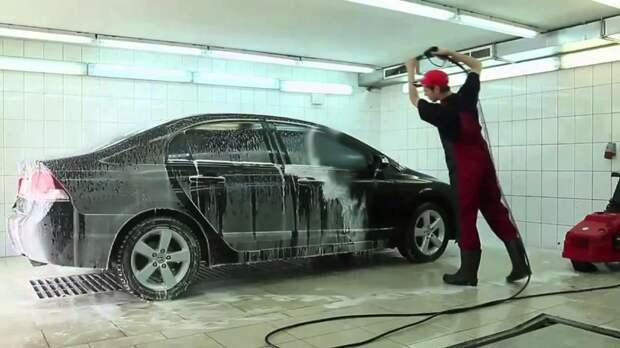 Что делать, если машину повредили на мойке: советы специалистов