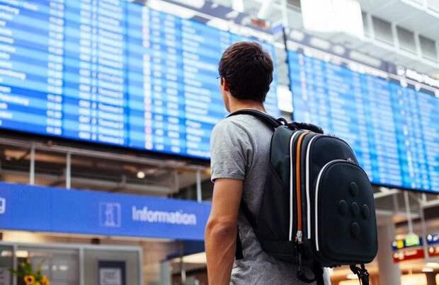 Как ведут себя в аэропорту неопытные путешественники