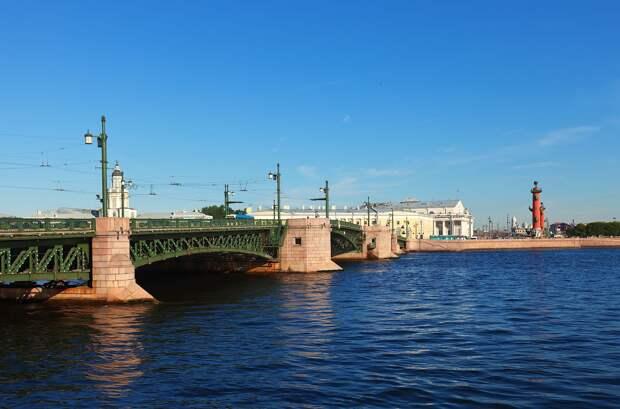 В центре Петербурга перекроют движение
