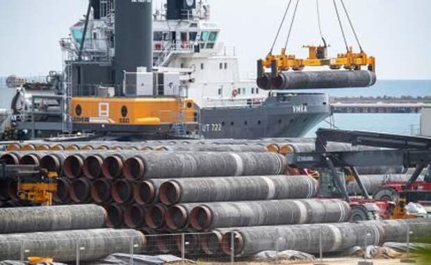 Новое немецкое правительство может остановить «Северный поток-2»?