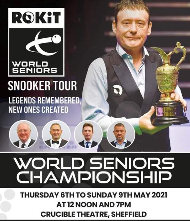 World Seniors Championship 2021