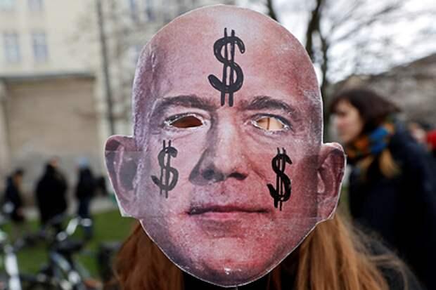 Американские богачи заработали сотни миллиардов на фоне коронавируса