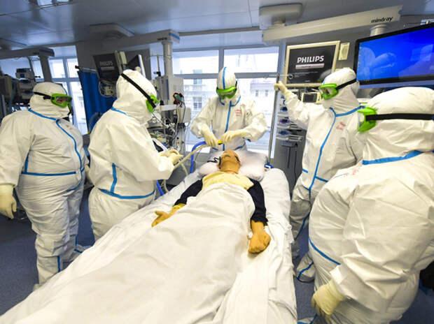 В ВОЗ не исключили увеличение количества смертей от коронавируса