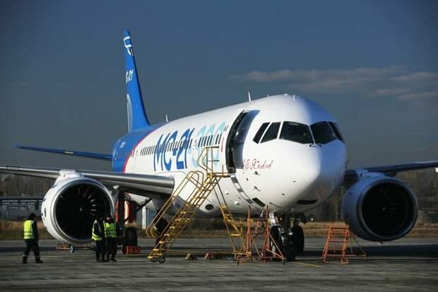 США лишают российские самолеты иностранных комплектующих
