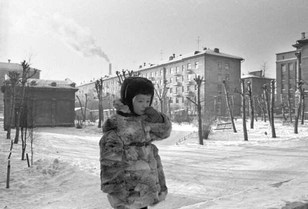 Атмосферные снимки-новеллы про Урал в 1980-1990-е годы