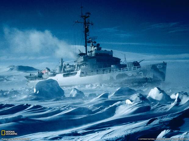 США и НАТО оконфузились в арктическом климате