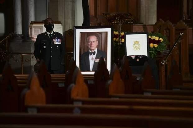 Telegraph: официальной причиной смерти принца Филиппа стала старость