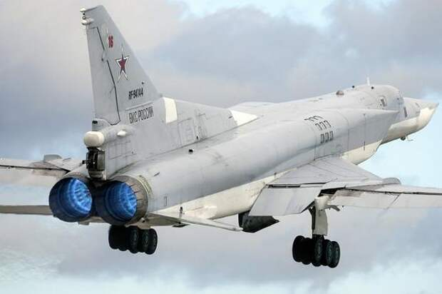 Avia.pro: под условный удар российского Ту-22М3 попали три корабля США с морпехами