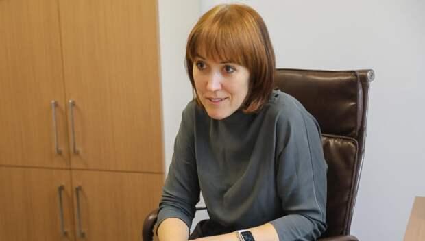 Ольга Петрова подвела итоги 100 дней работы в должности министра образования Нижегородской области