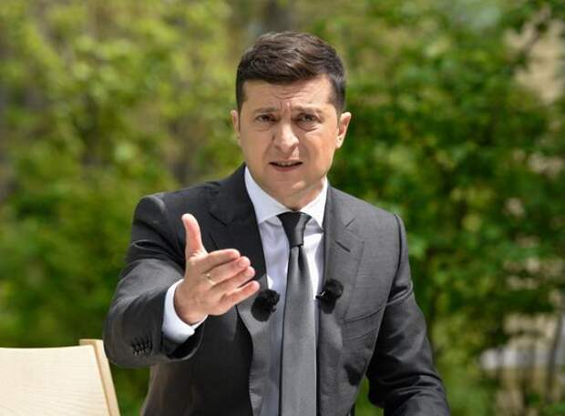 Зеленский назвал Медведчука «олигархом», которого законно лишили возможности «бить по Украине»