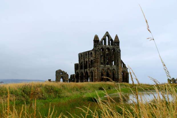 Монастырь каменных змей или за что Брэм Стокер любил аббатство Уитби?