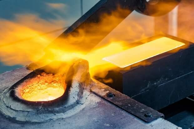 «Уралэлектромедь» подтвердило качество золота