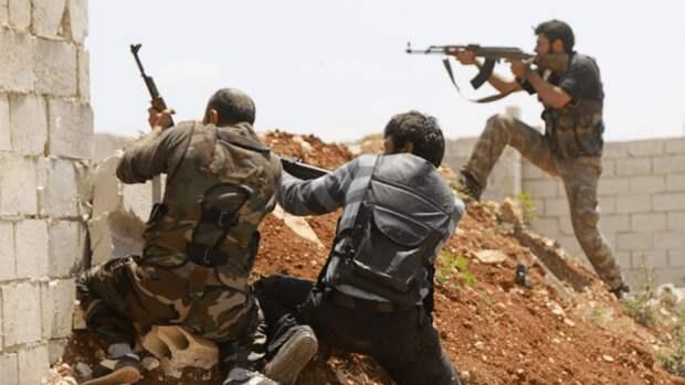 Военные РФ и Сирии вошли в зону ожесточенных боев в Сирии