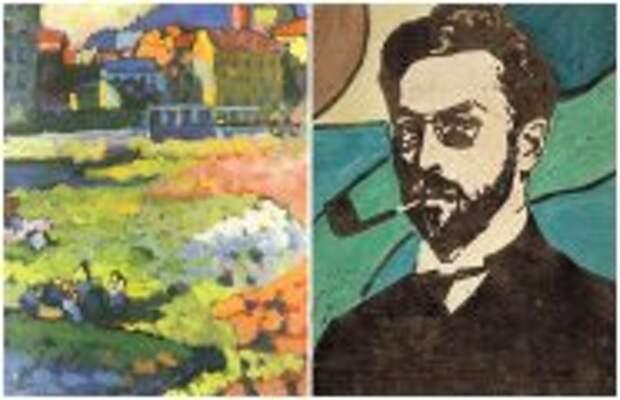 Современное искусство: 8 малоизвестных фактов из жизни первого русского художника-абстракциониста Василия Кандинского