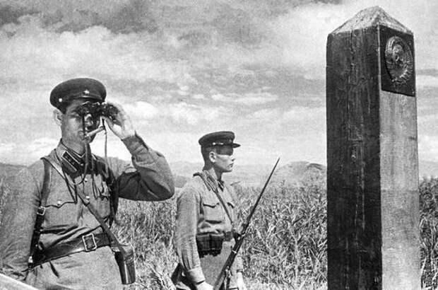 Почему пограничники Берии были самыми опасными бойцами Красной Армии.