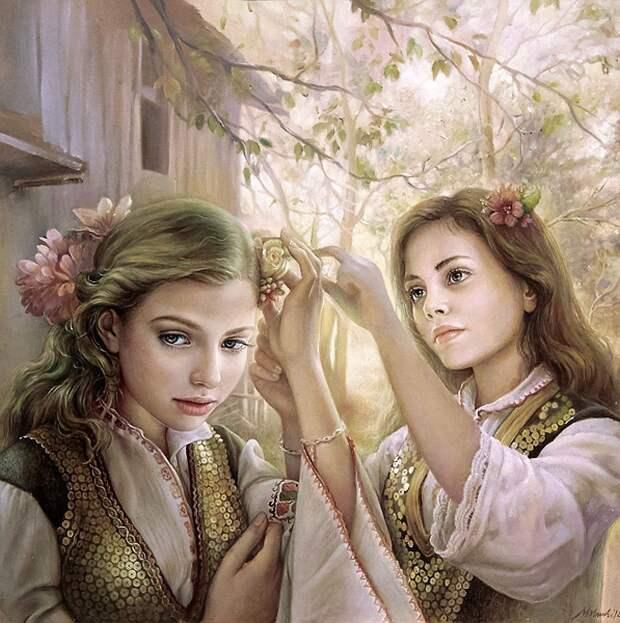 художник Мария Илиева (Maria Ilieva) картины – 20
