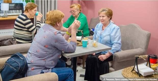 Ракова: В Москве в домах престарелых не зафиксировано заболеваемости COVID-19. Фото: Д. Гришкин mos.ru