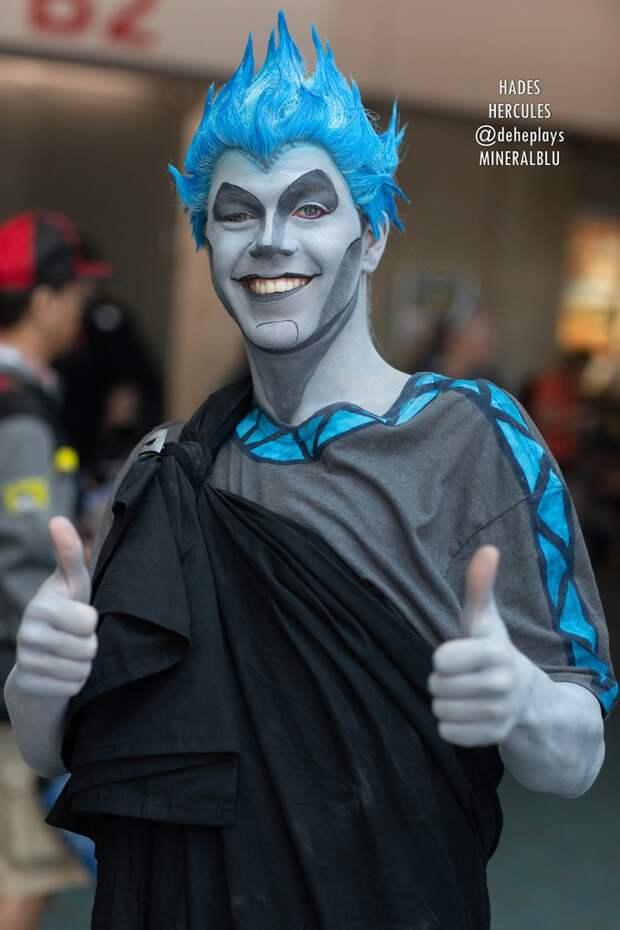 Лучший косплей с Comic-Con в Сан-Диего от Mineralblu