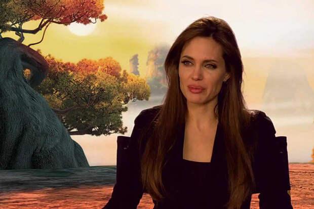 Джоли раскритиковала решение суда по делу о разводе с Питтом