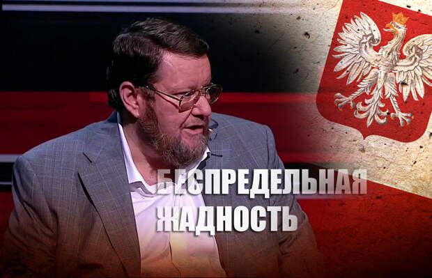 «Аттракцион неслыханной жадности»: Сатановский прокомментировал требования Польши к ФРГ из-за «СП-2»