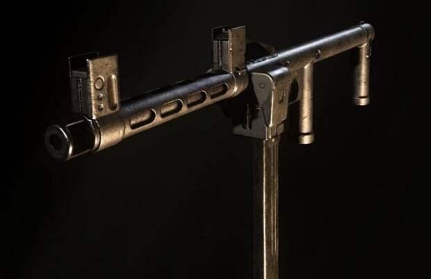 Пистолет-пулемет водопроводчика. Е.М.Р. 44 компании Erma