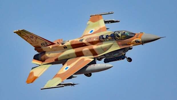 Израильская авиация нанесла удары по Сирии из Ливана