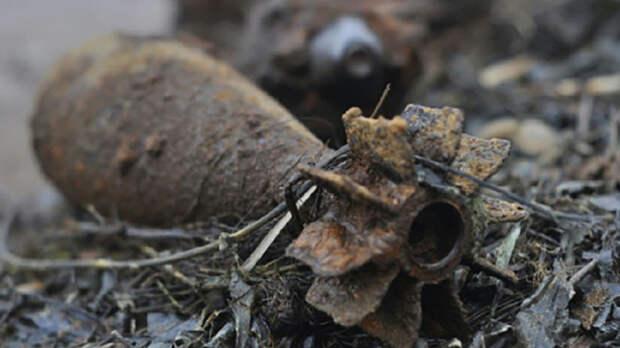 Опубликовано видео уничтожения мин и снарядов российскими саперами в Карабахе