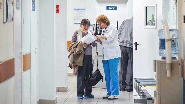В Москве к 2023 году отреставрируют более 137 поликлиник