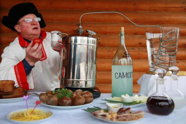 Названы самые «пьющие» и «трезвые» регионы России
