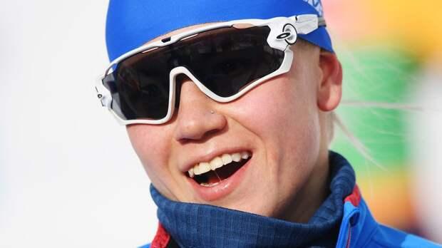 А. Резцова — о гражданском муже беременной дочери Кристины: «Он лыжник. Сейчас не вспомню его фамилию»