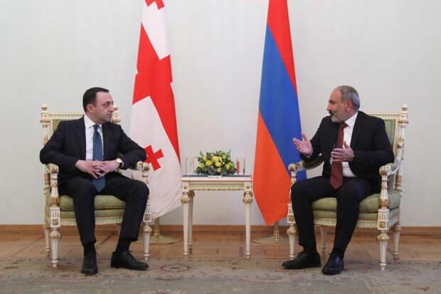Окно в Европу: какие сигналы премьер Грузии послал Армении накануне выборов
