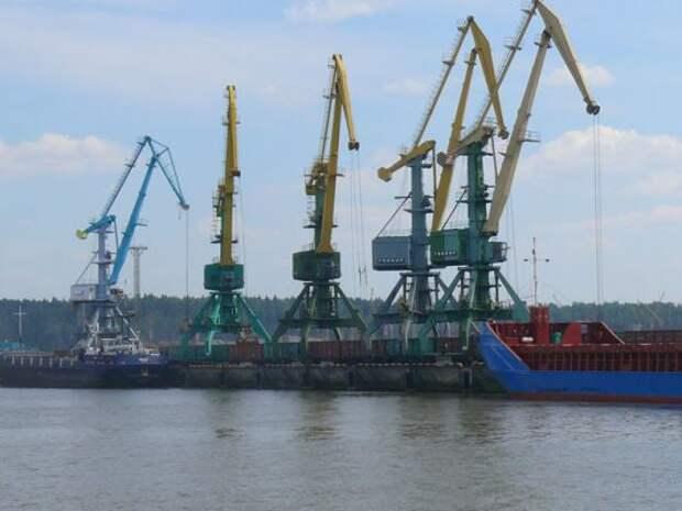 Усть-Луга разоряет Рижский порт быстрее, чем ожидали в Латвии...