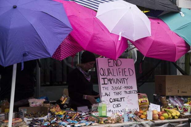 Народная республика Сиэтл. Что происходит в первом городе США, который переходит под контроль Майдана