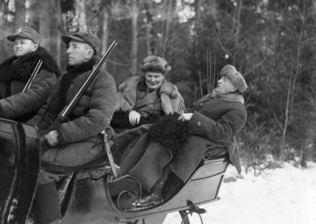 Беловежская охота Германа Геринга.