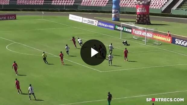 Uberlândia 1 x 1 Tombense - Melhores Momentos Campeonato Mineiro (18/04/2021)