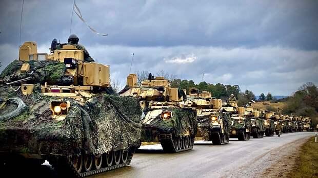 В четырех странах Европы пройдут учения НАТО