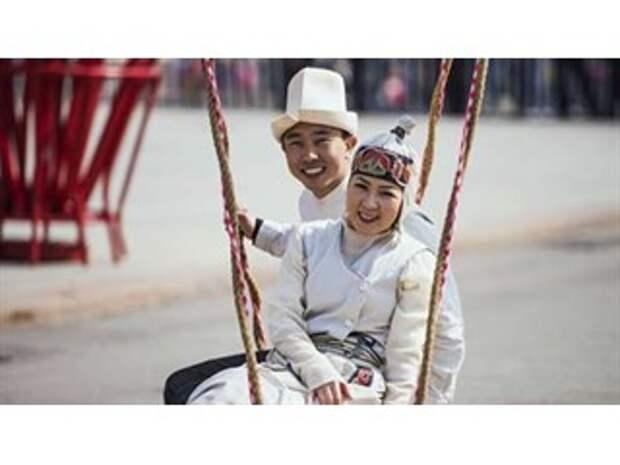 Несчастные украинцы и счастливые киргизы