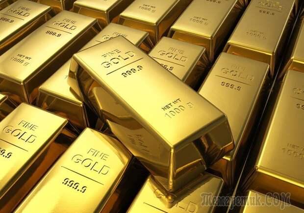 Невероятные факты о золоте, которые могут вас поразить
