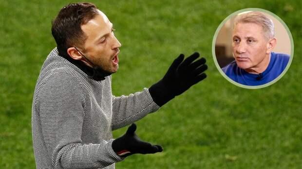 Ротенберг: «Поведение Тедеско порочит наш футбол. Его надо дисквалифицировать!»