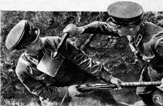 Почему немцы боялись вступать в рукопашную с русскими.