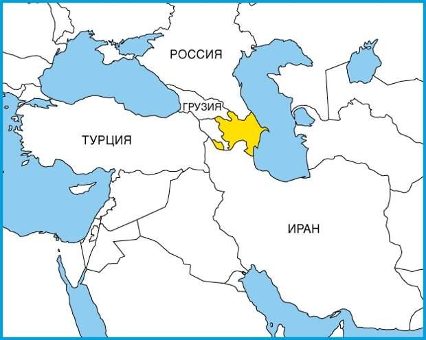 Станислав Тарасов: Москва, Тегеран и Анкара выводят Баку из «американской игры»
