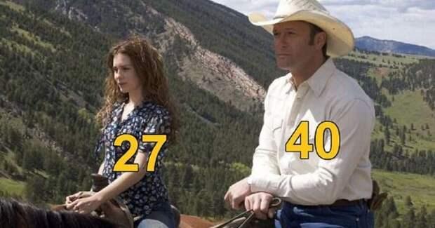 30+ фильмов, в которых экранные родители были младше своихдетей
